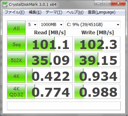 e430 crystaldisk