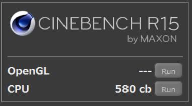 15-j100 cinebench