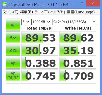 15x8140 crystaldisk